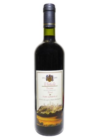 Igt Toscana Rosso Botticello Biologico